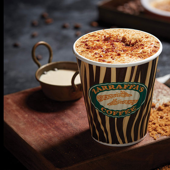 What's new in the Collective: Introducing Zarraffa's Crème Brulee