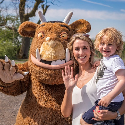 THE GRUFFALO TAKES UP RESIDENCE AT CURRUMBIN WILDLIFE SANCTUARY WITH NEW AUGMENTED REALITY EXPERIENCE